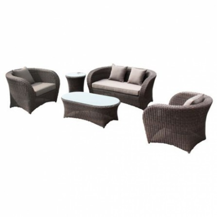 Salon JULIAN LOUNGE SET