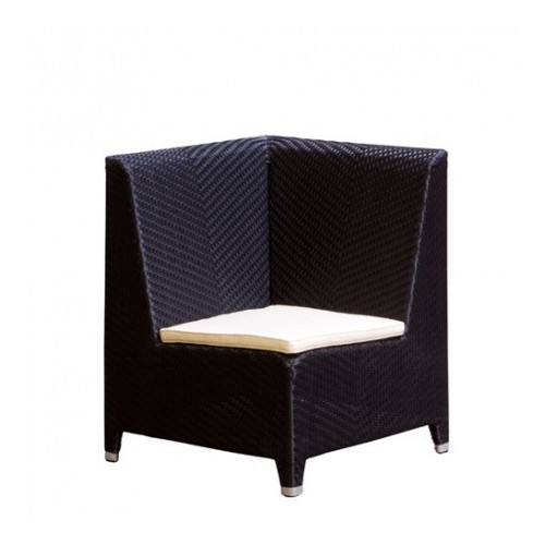 Fauteuil EXETER COIN 3 ASSISES