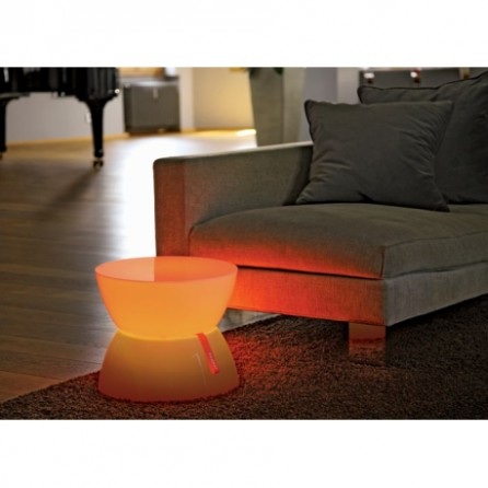 Table basse lumineuse LOUNGE MINI - PRO LED