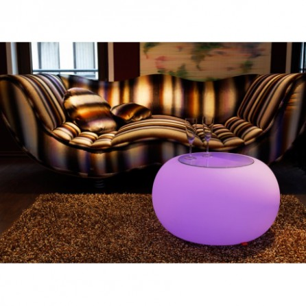 Table basse lumineuse BUBBLE - PRO LED