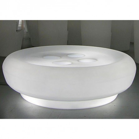 Table basse lumineuse BOT ONE