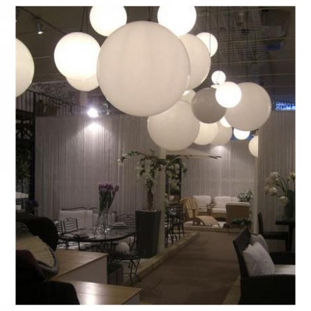 Lampe lumineuse GLOBO SUSPENSION