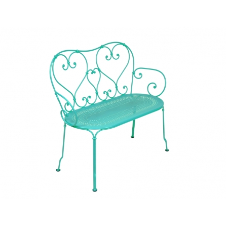 1900 BANQUETTE TURQUOISE