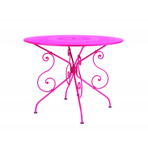 Table 1900 FUCHSIA Ø 96 CM