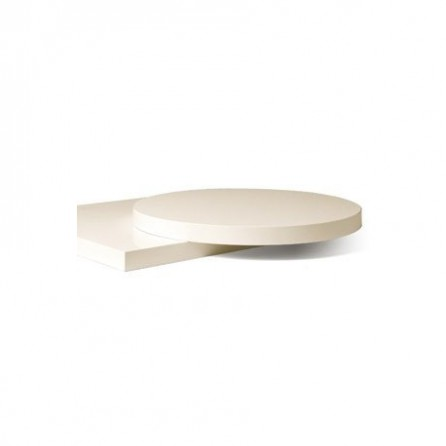 Plateau de table STRATIFIÉ BRILLANT 5CM